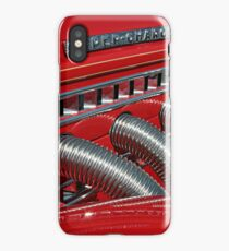 Auburn Speedster Detail - Color iPhone Case/Skin