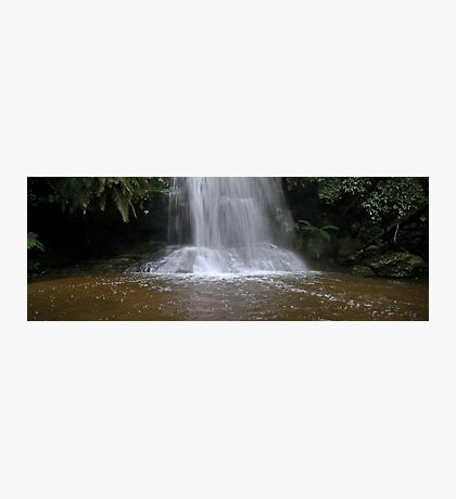 Pool of Siloam in the Lords Blue Mountains. Photographic Print