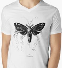 Cosmoth, Mother of the Universe Men's V-Neck T-Shirt