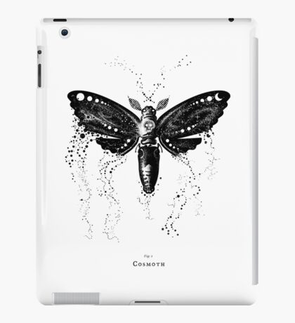 Cosmoth, Mother of the Universe iPad Case/Skin