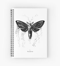 Cosmoth, Mother of the Universe Spiral Notebook