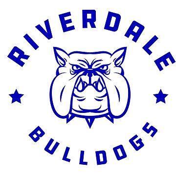 RIVERDALE BULLDOGS by pixeldale