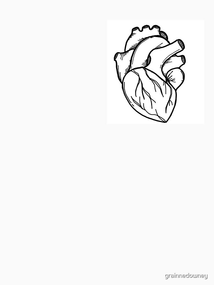 Heart by grainnedowney