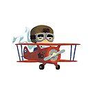 Baby Us: Airplane Boy by PunchingPandas