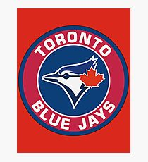 Toronto Blue Jays Baseball Club MLB Photographic Print