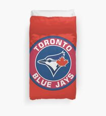 Toronto Blue Jays Baseball Club MLB Duvet Cover