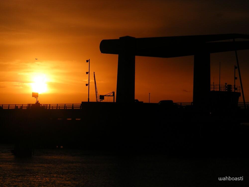 Breydon Bridge by wahboasti