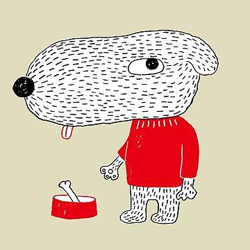 dog by taichi