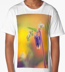 Columbine macro Long T-Shirt