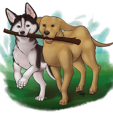 Stick Together by kiasha