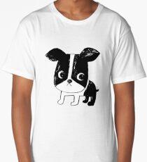 Boston Terrier Long T-Shirt