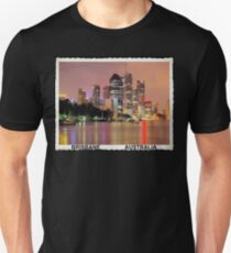 Brisbane City Unisex T-Shirt