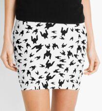 Houndstooth 2 Mini Skirt
