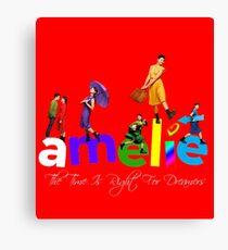 Lienzo Amélie The Musical Editar
