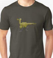 Pixel Gallimimus  Unisex T-Shirt