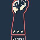Resist Fist - März und Kampf für die Rechte der Frau in Amerika von electrovista