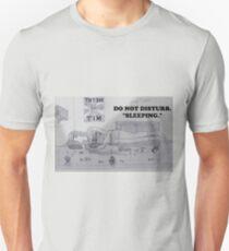 Techhead's rest. Unisex T-Shirt