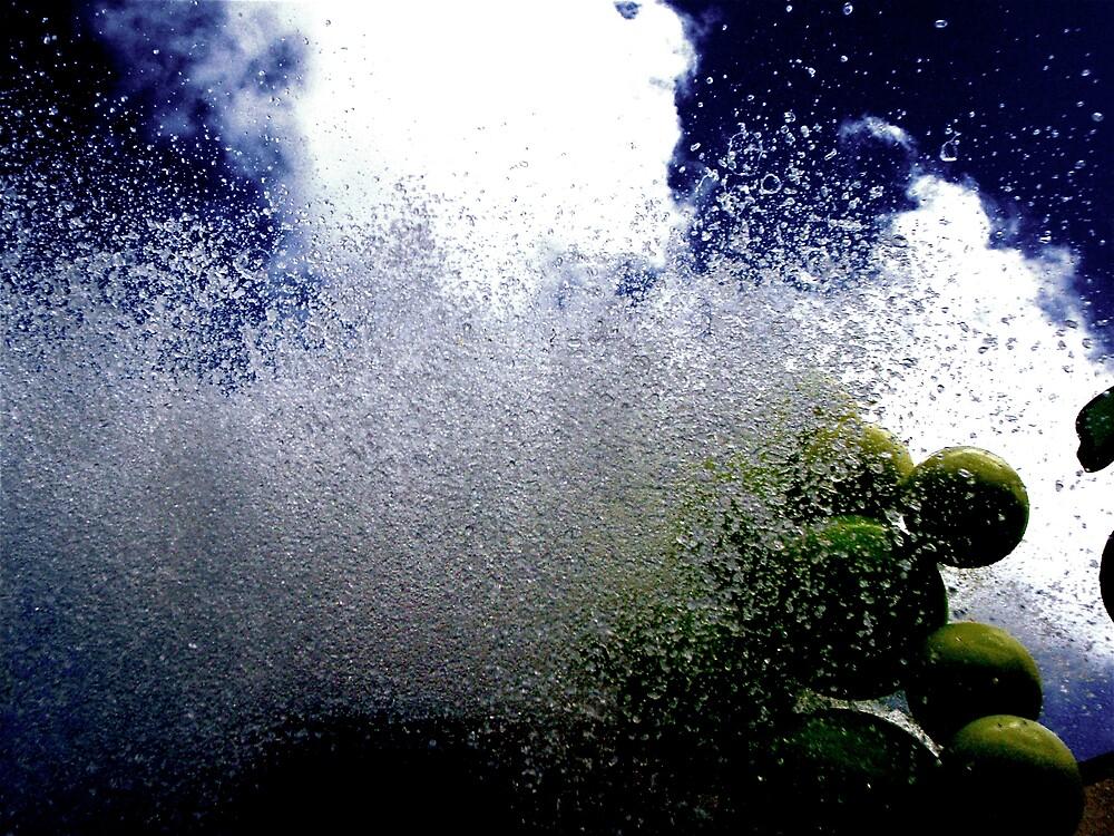 Showered by diongillard