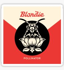 Blondie Pollinator Album Cover Sticker