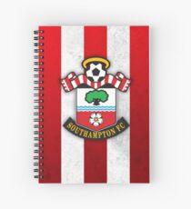 southampton fc Spiral Notebook