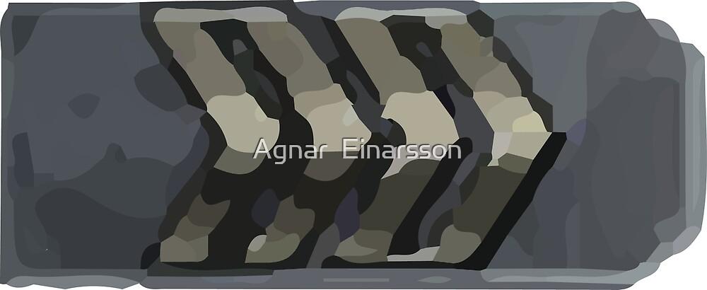 silver 4 / remake by Agnar  Einarsson