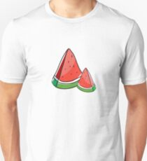 Dancing Watermelon Unisex T-Shirt