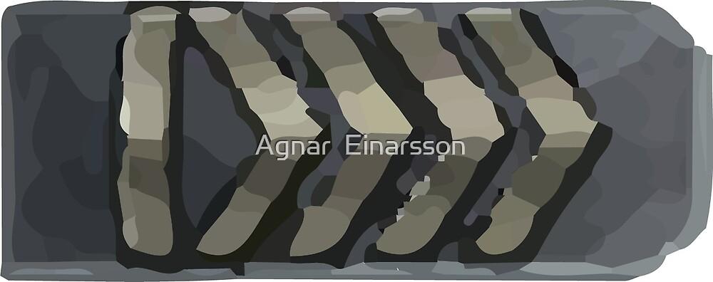 Silver Elite / remake by Agnar  Einarsson