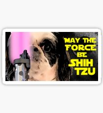 Star Tzu Sticker