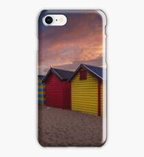 Bathing Boxes iPhone Case/Skin