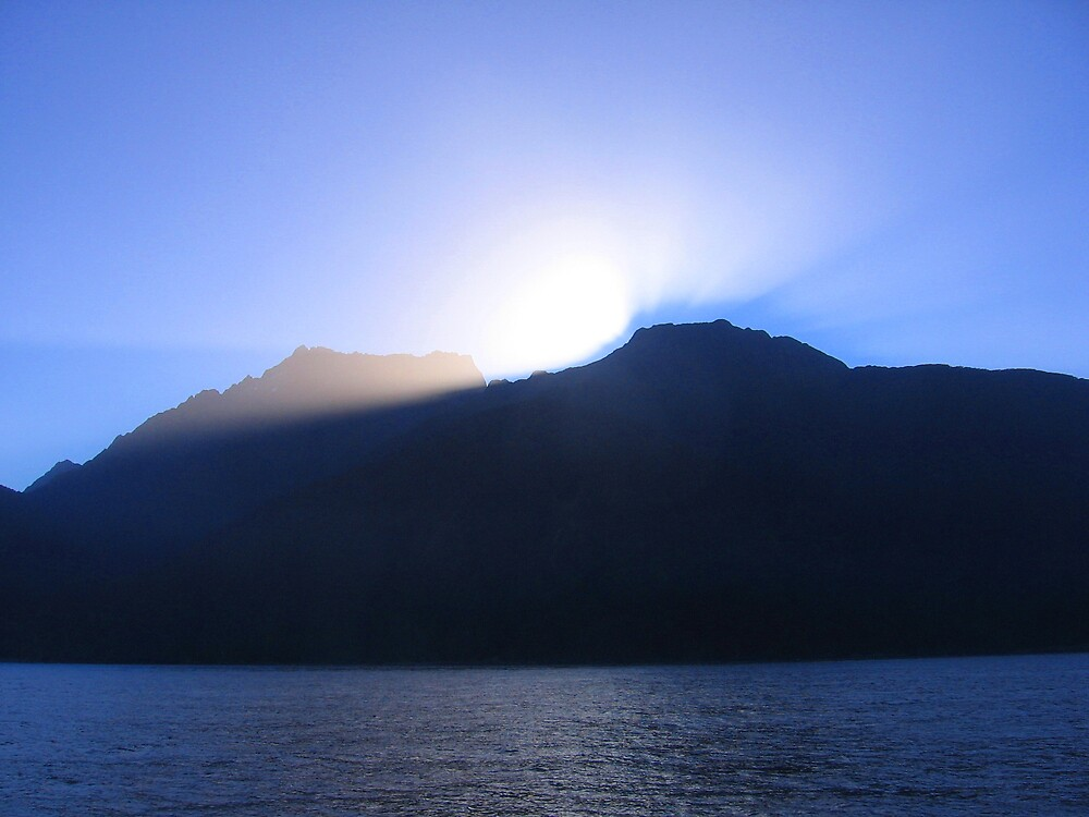 Milford Sound by SinaStraub