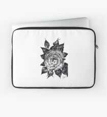 Rose. Graphics Laptop Sleeve