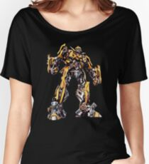 transformers Women's Relaxed Fit T-Shirt