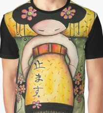 Asian Spice Graphic T-Shirt