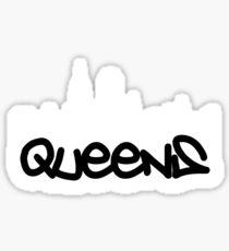 Queens NYC 02 Sticker