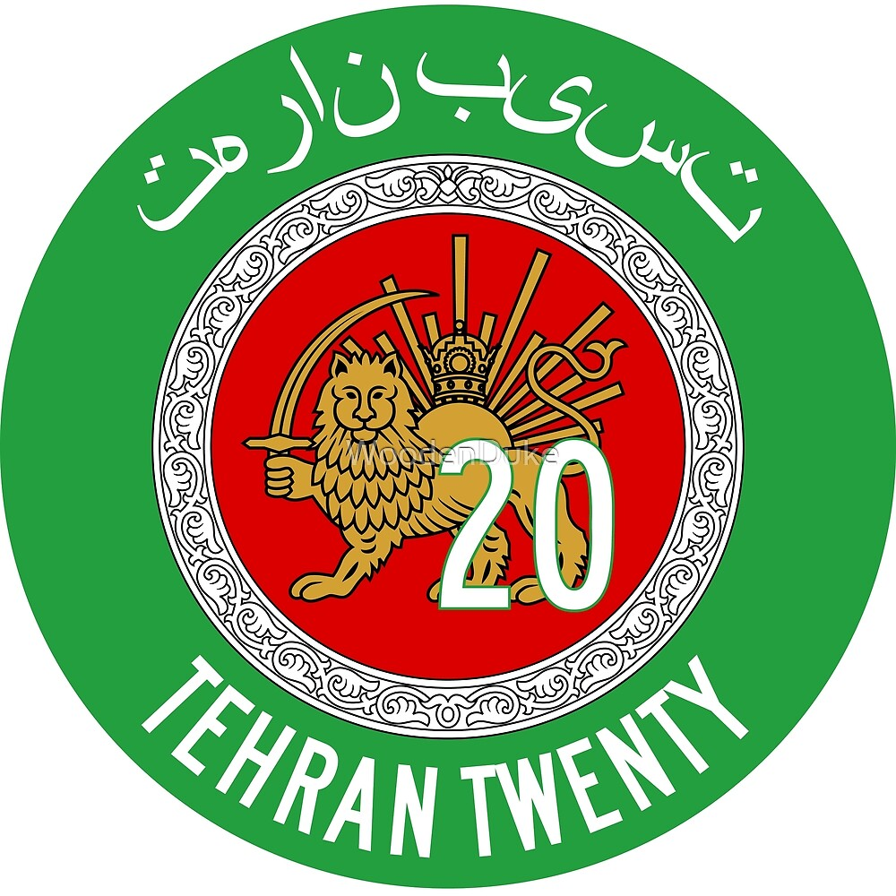 Tehran Twenty by WoodenDuke