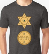 Alchemical Seal and Sigil Unisex T-Shirt
