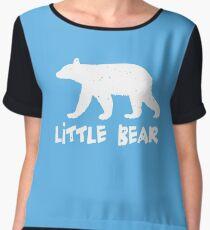Little Bear Funny Matching T-Shirt for kids, Great Gift Idea Chiffon Top