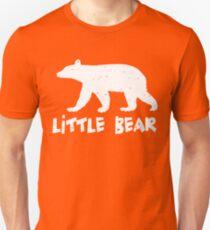 Little Bear Funny Matching T-Shirt for kids, Great Gift Idea Unisex T-Shirt