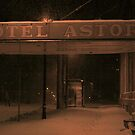 The Astor Hotel by Kate Purdy