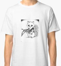 Crossbow Kitten Classic T-Shirt