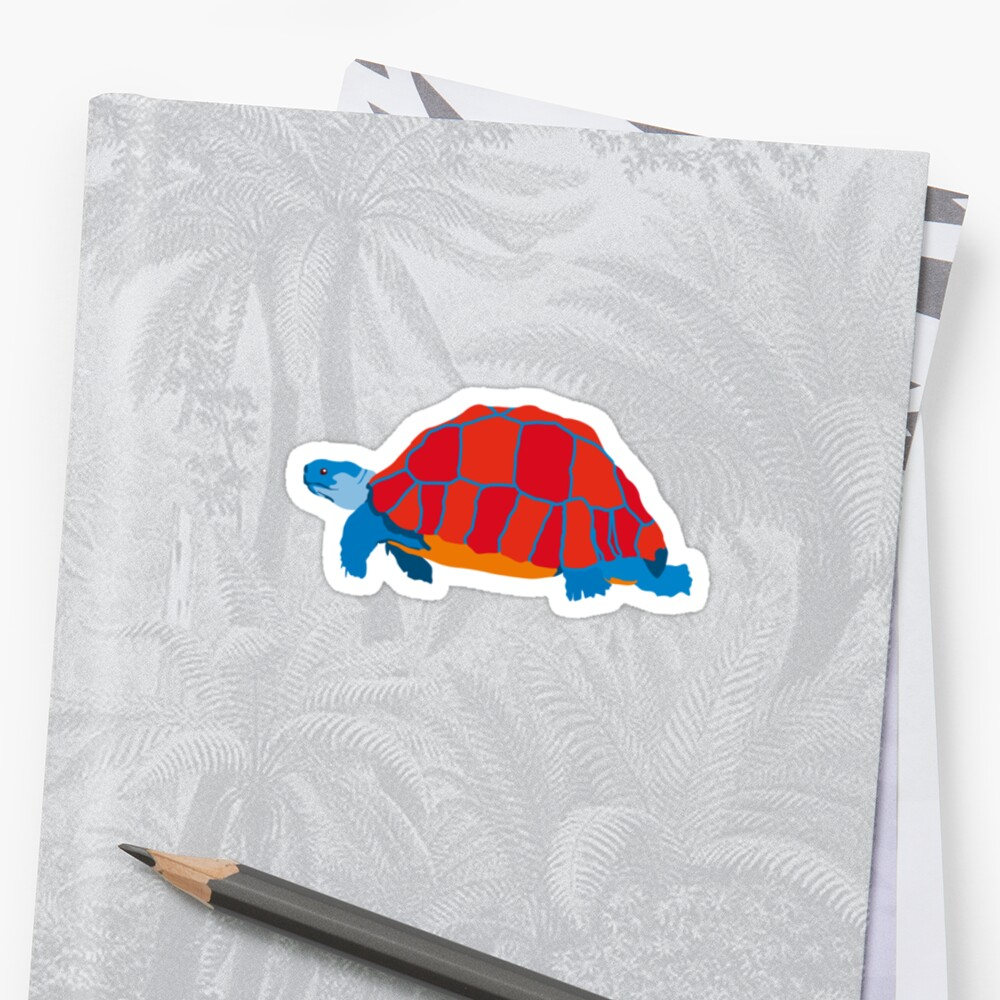 Blue Turtle by popdesign
