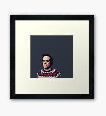 Jemaine Clement  Framed Print