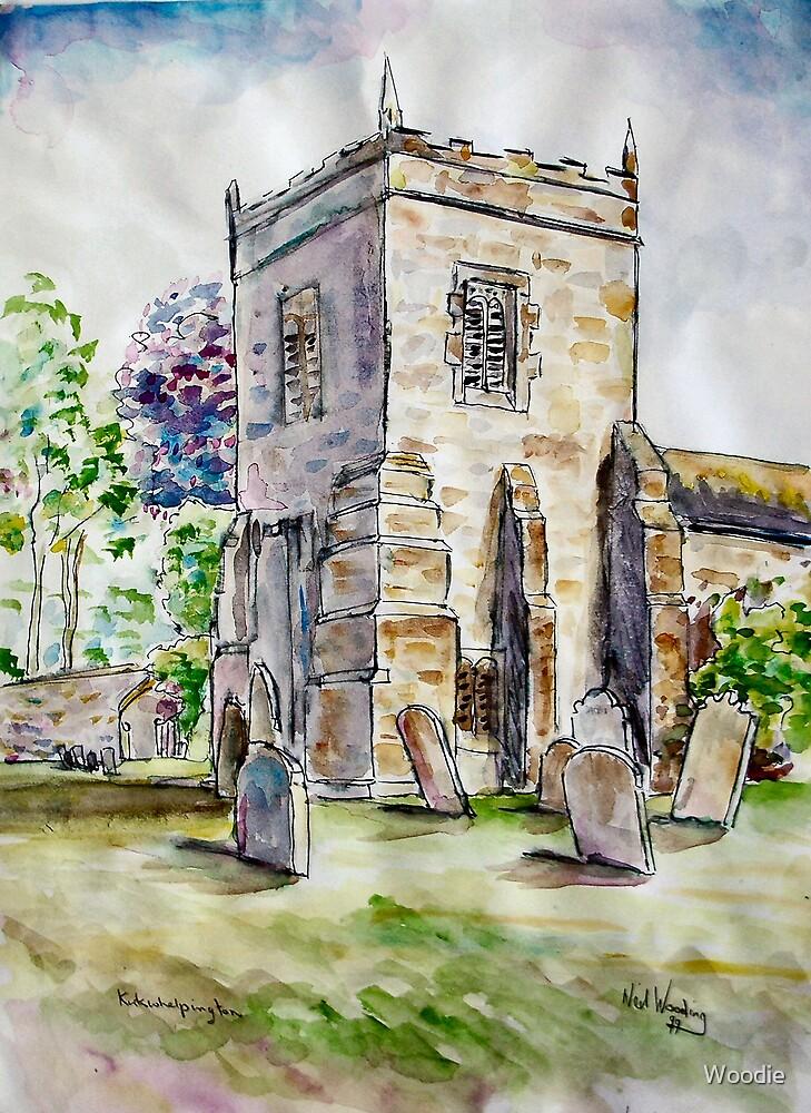 Kirkwhelpington Churchyard by Woodie