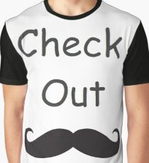 Check out Ma Stache Graphic T-Shirt