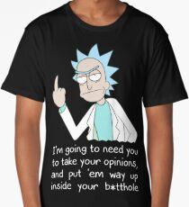 Opinions Arrhh!! Long T-Shirt