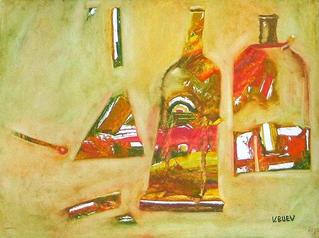still life 2 by Valeriu Buev