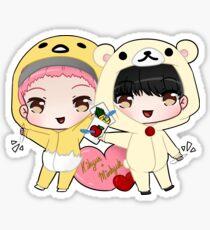 Monsta X - Kihyun & Minhyuk PPAP (ver.2) Sticker