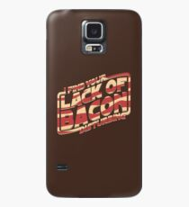 I Find Your Lack of Bacon Disturbing Case/Skin for Samsung Galaxy