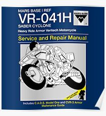 Cyclone Repair and Service Poster