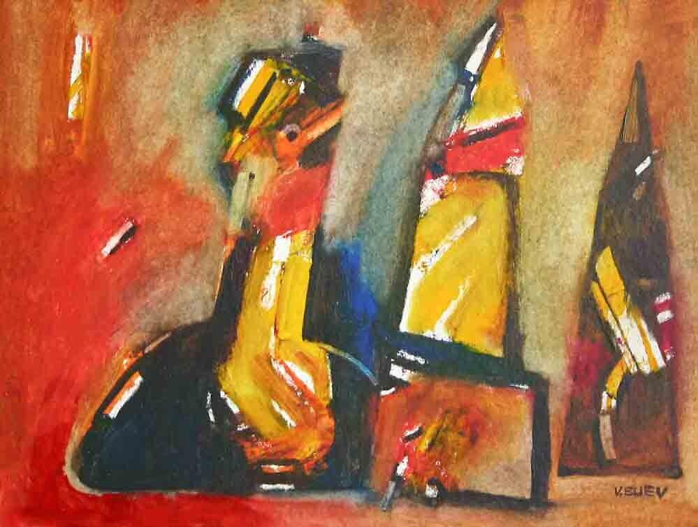 still life 9 by Valeriu Buev